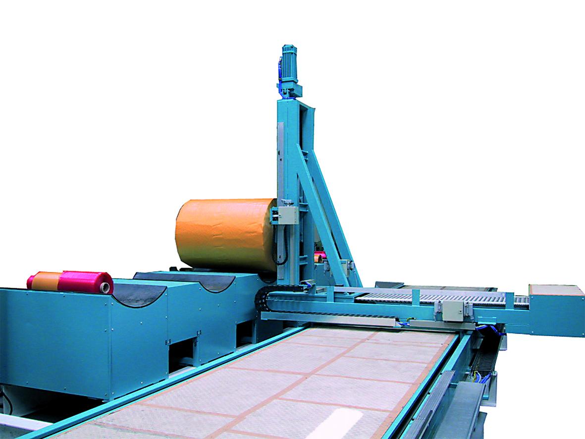 Hub-und Fahrgerät Papierindustrie
