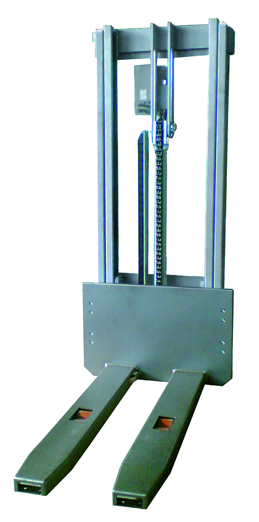 Telescopic lfiting system for FTS