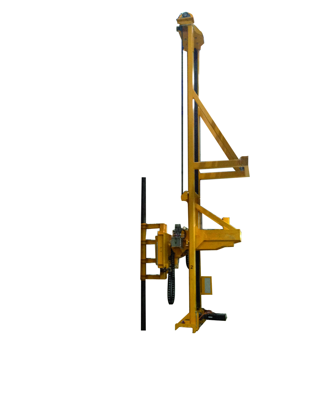 Drive and lifting system - intralogistics