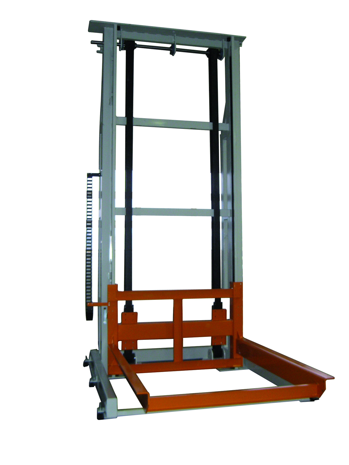column lifting system - belt lifter